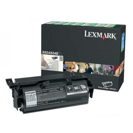 LEXMARK / X654X04E (black)