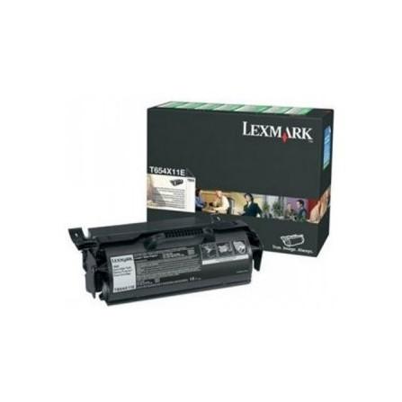LEXMARK / T654X11E (black)