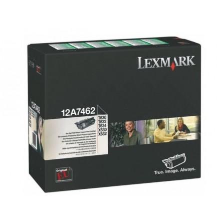 LEXMARK / 12A7462 (black)