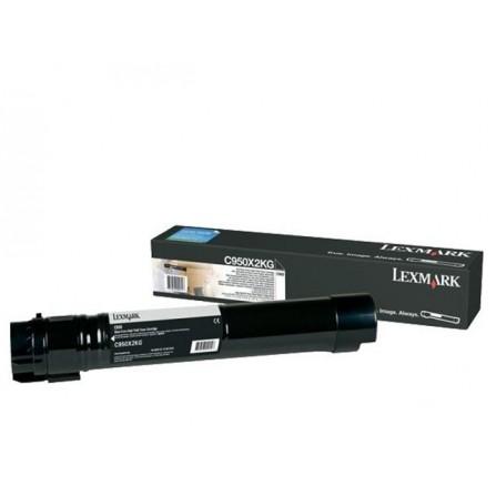 LEXMARK / C950X2KG (black)