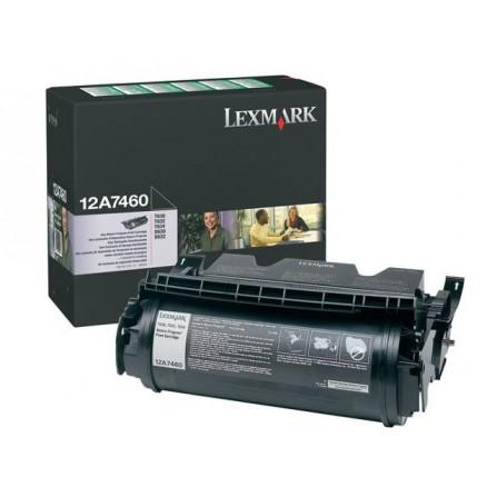 LEXMARK / 12A7460 (black)