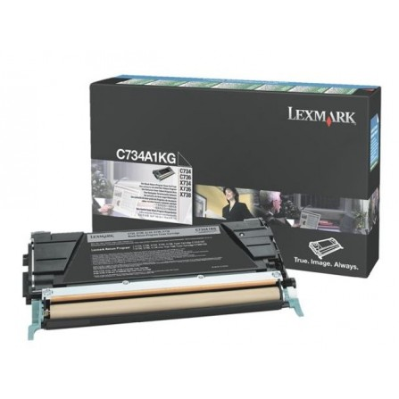 LEXMARK / C734A1KG (black)