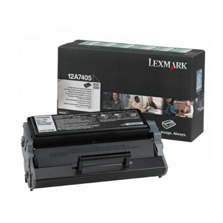 LEXMARK / 12A7405 (black)
