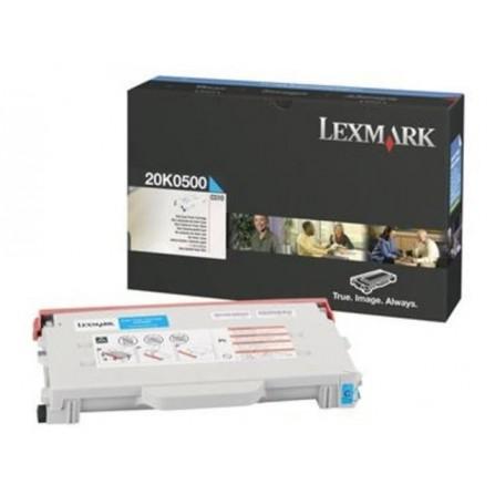 LEXMARK / 20K0500 (cyan)