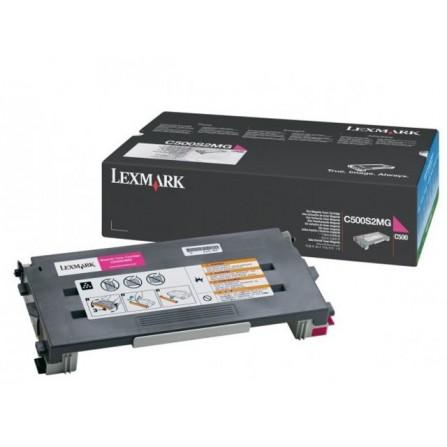 LEXMARK / C500S2MG (magenta)