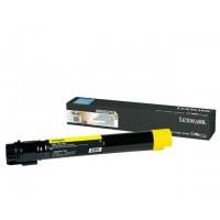 LEXMARK / X950X2YG (yellow)