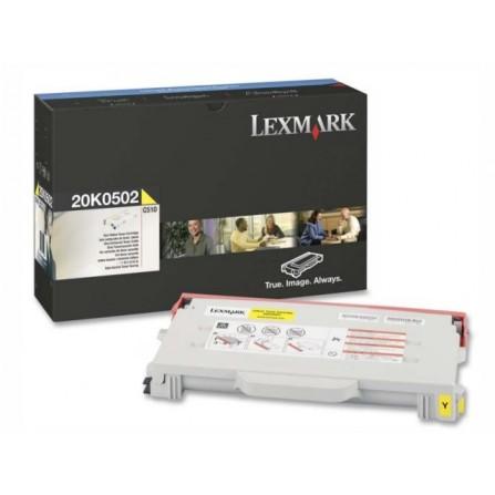LEXMARK / 20K0502 (yellow)