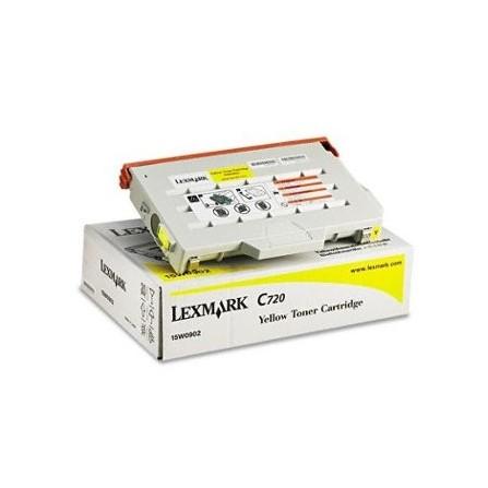 LEXMARK / 15W0902 (yellow)
