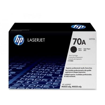 HP 70A Q7570A / (black)