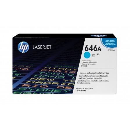 HP 646A CF031A / (cyan)