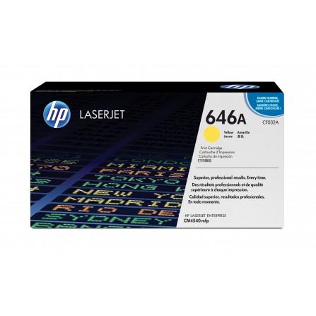 HP 646A CF032A / (yellow)