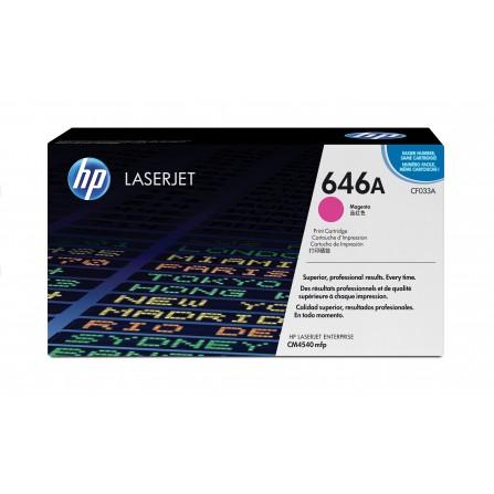 HP 646A CF033A / (magenta)