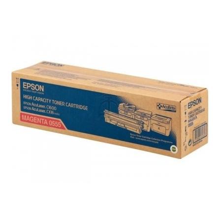 EPSON / C13S050555 (magenta)