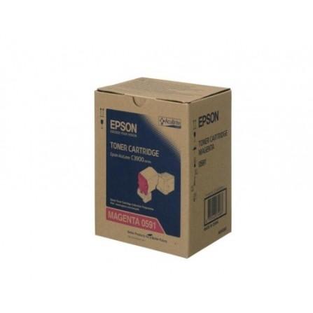 EPSON / C13S050591 (magenta)