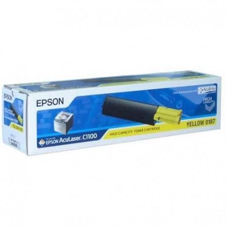 EPSON / C13S050187 (yellow)