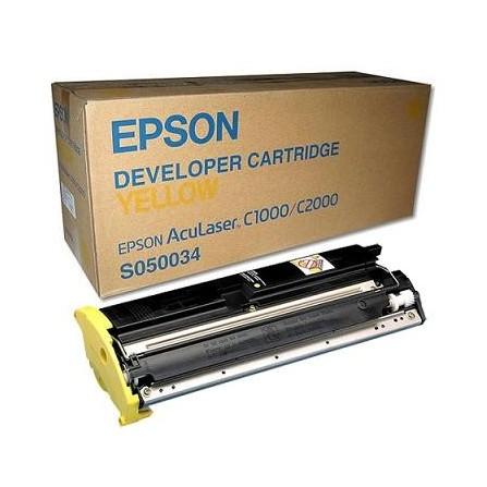 EPSON / C13S050034 (yellow)
