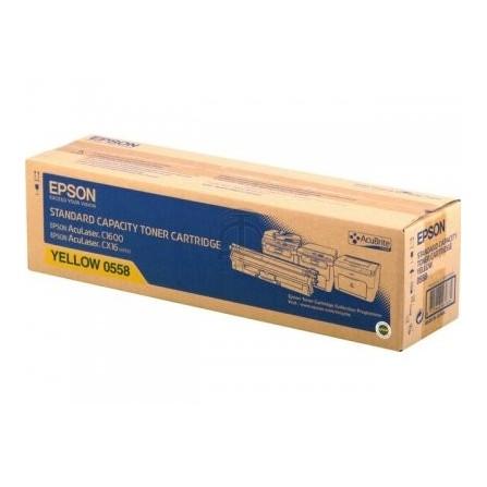 EPSON / C13S050558 (yellow)