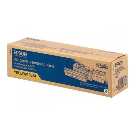 EPSON / C13S050554 (yellow)