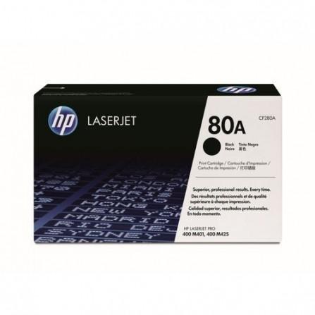 HP 80A CF280A / (black)