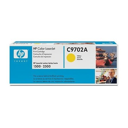 HP 121A C9702A / (yellow)