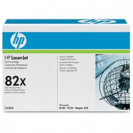 HP 82X C4182X / (black)