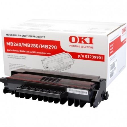 OKI / 1239901 (black)