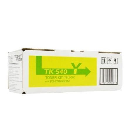 KYOCERA TK-540Y / (yellow)