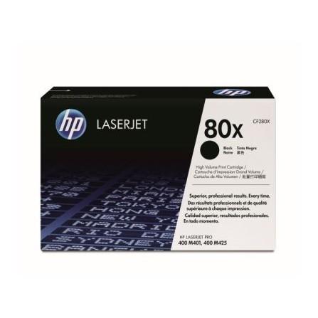 HP 80X CF280X / (black)