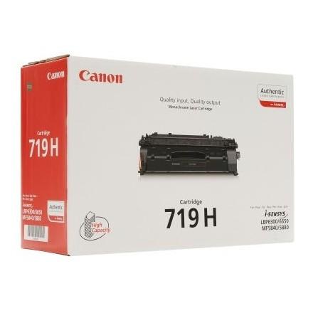 CANON CRG-719H / 3480B002 (black)