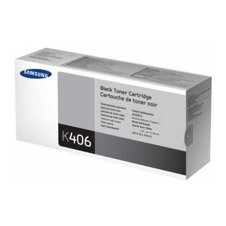 Toner Samsung CLT-K406S czarny