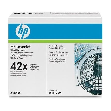 HP 42X Q5942XD / (black)
