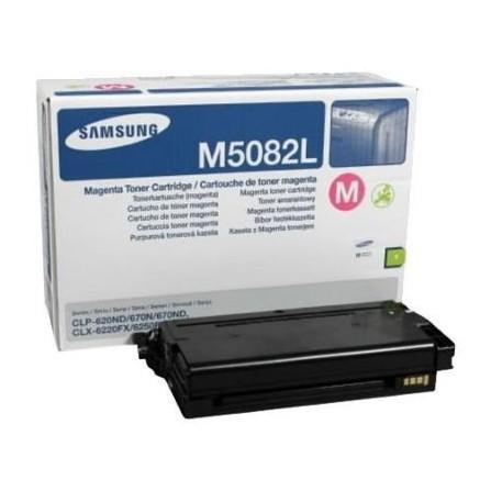 Toner Samsung CLT-M5082L purpurowy