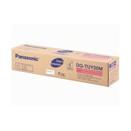 Toner Panasonic DQ-TUY20M-PB purpurowy