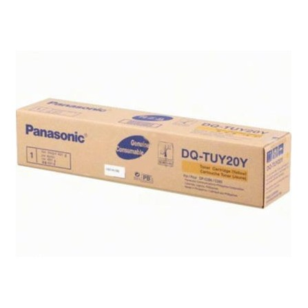 Toner Panasonic DQ-TUY20Y-PB żółty