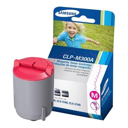 Toner Samsung CLP-M300A purpurowy