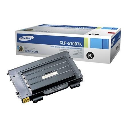 Toner Samsung CLP-510D7K czarny