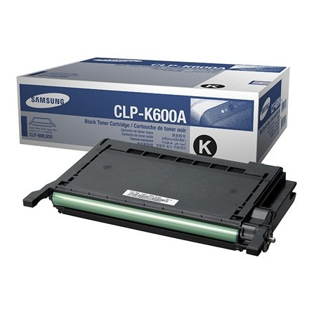Toner Samsung CLP-K600A czarny