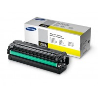 Samsung CLT-Y506L H-Yield Yellow Toner