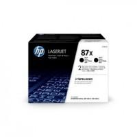 HP 87X CF287XD / (black)