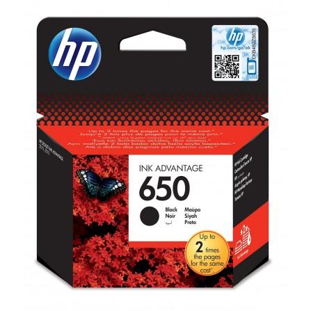 HP 650 CZ101AE#BHK / (black)