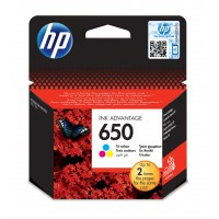HP 650 CZ102AE#BHK / (color)