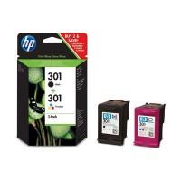 HP 301 N9J72AE / (black)