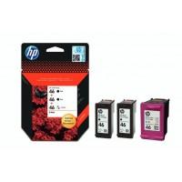 HP 2x F6T40AE / (cyan, magenta, yellow, black)