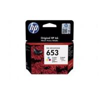 HP 653 CMY (3YM74AE)