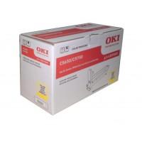 OKI / 43870005 (yellow)