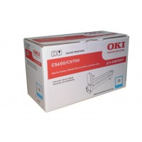 OKI / 43870007 (cyan)
