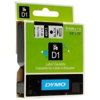 DYMO 45013 / S0720530 (black on white)