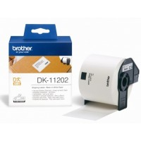 BROTHER DK-11202 / DK11202 (white)