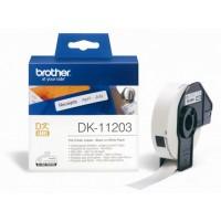 BROTHER DK-11203 / DK11203 (white)