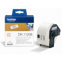 BROTHER DK-11208 / DK11208 (white)
